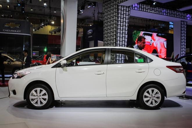 Anh Toyota Vios 2016 gia 532 trieu moi ban o Viet Nam hinh anh