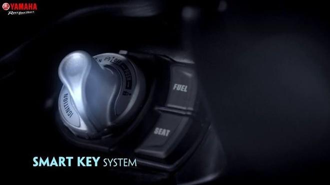 Xe thay the Yamaha Nouvo lo anh chay thu hinh anh 3