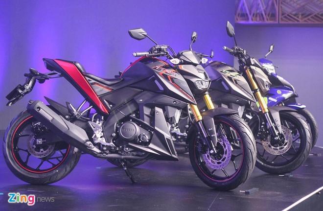 Yamaha TFX co gia gan 80 trieu tai Viet Nam hinh anh 1
