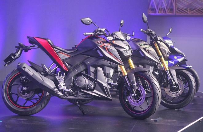 Yamaha TFX co gia gan 80 trieu tai Viet Nam hinh anh