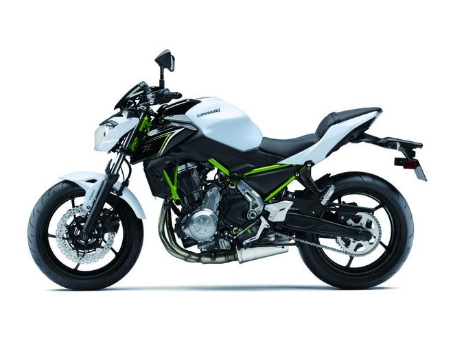 Kawasaki trinh lang Z650 2017 - naked bike tam trung moi hinh anh 3