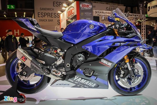 Yamaha R6 2017 thay doi dien mao hoan toan hinh anh 1