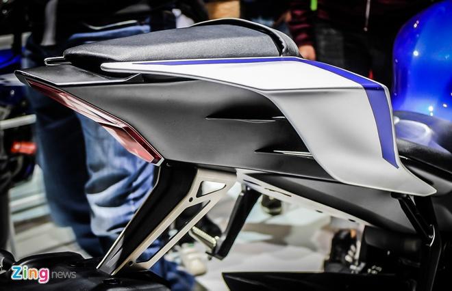 Yamaha R6 2017 thay doi dien mao hoan toan hinh anh 7