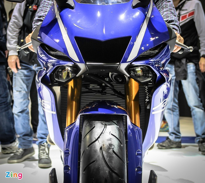 Yamaha R6 2017 thay doi dien mao hoan toan hinh anh 4