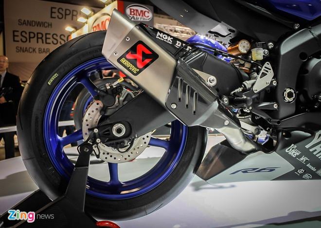 Yamaha R6 2017 thay doi dien mao hoan toan hinh anh 9