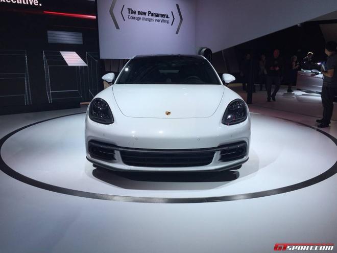 Porsche Panamera ban keo dai trinh lang hinh anh 2