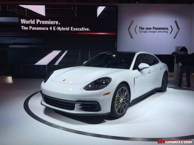 Porsche Panamera ban keo dai trinh lang hinh anh 1