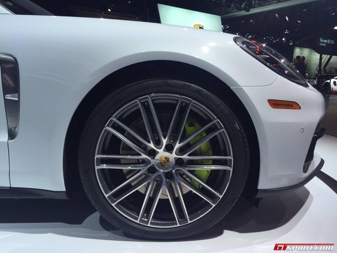 Porsche Panamera ban keo dai trinh lang hinh anh 4