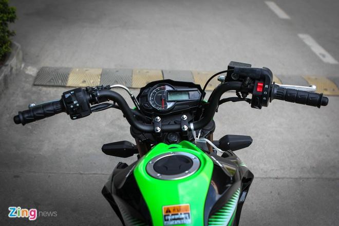 Kawasaki Z125 ban dac biet tai Ha Noi anh 4