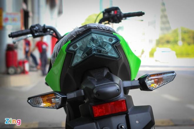 Kawasaki Z125 ban dac biet tai Ha Noi anh 6
