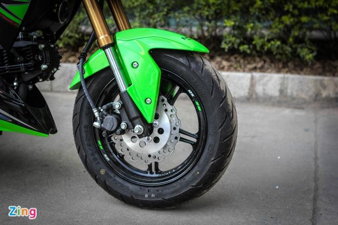 Kawasaki Z125 ban dac biet tai Ha Noi anh 7
