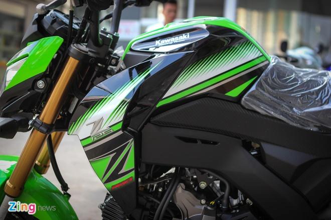 Kawasaki Z125 ban dac biet tai Ha Noi anh 8