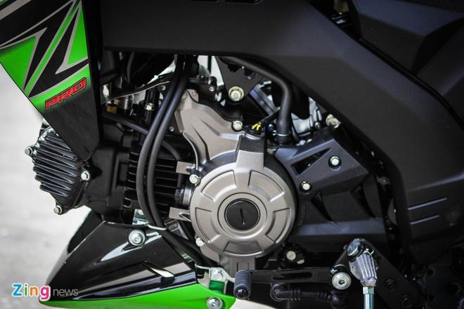 Kawasaki Z125 ban dac biet tai Ha Noi anh 9