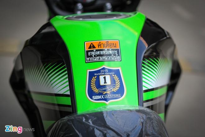 Kawasaki Z125 ban dac biet tai Ha Noi anh 3