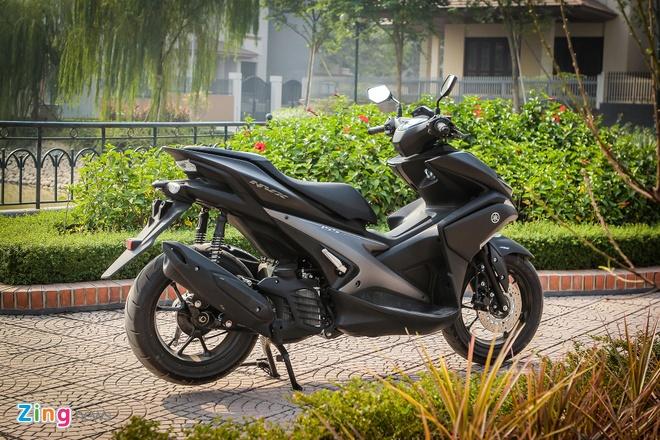 Yamaha NVX - mau xe mang su menh lon hinh anh 3