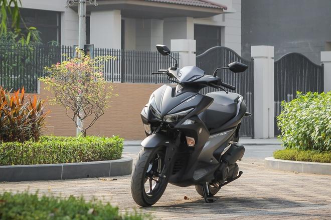 Yamaha NVX - mau xe mang su menh lon hinh anh