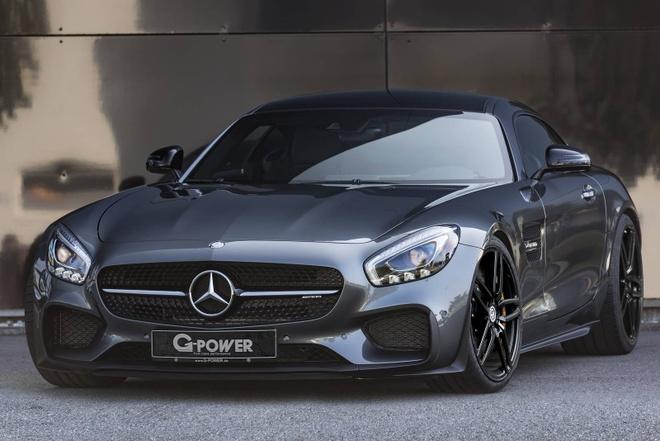 Xe the thao Mercedes-Benz AMG GT S do 610 ma luc hinh anh 3