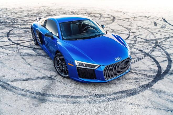 Sieu xe Audi R8 V10 Plus 2017 do cong suat 1.250 ma luc hinh anh