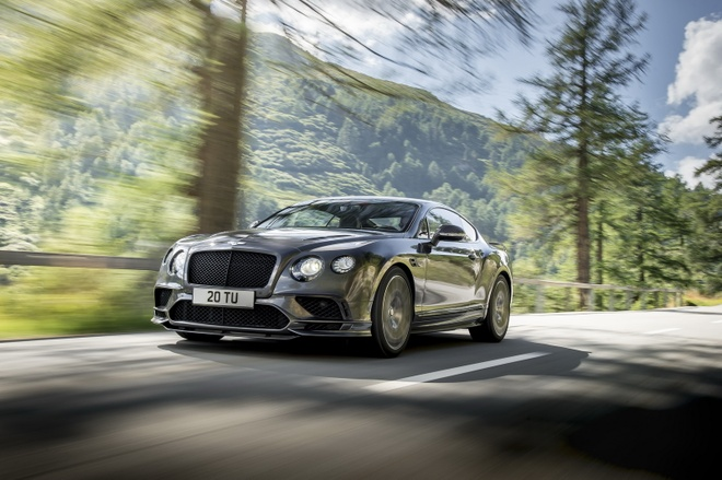 Bentley Continental Supersports 2017 cong suat 700 ma luc hinh anh 4