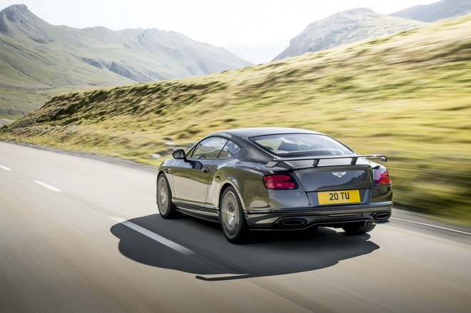 Bentley Continental Supersports 2017 cong suat 700 ma luc hinh anh 3