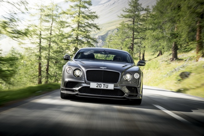 Bentley Continental Supersports 2017 cong suat 700 ma luc hinh anh 2