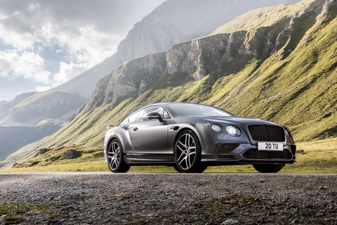 Bentley Continental Supersports 2017 cong suat 700 ma luc hinh anh 1