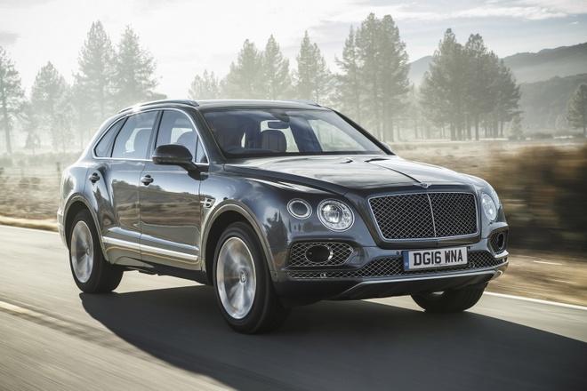 Bentayga giup Bentley tang truong manh nam 2016 hinh anh
