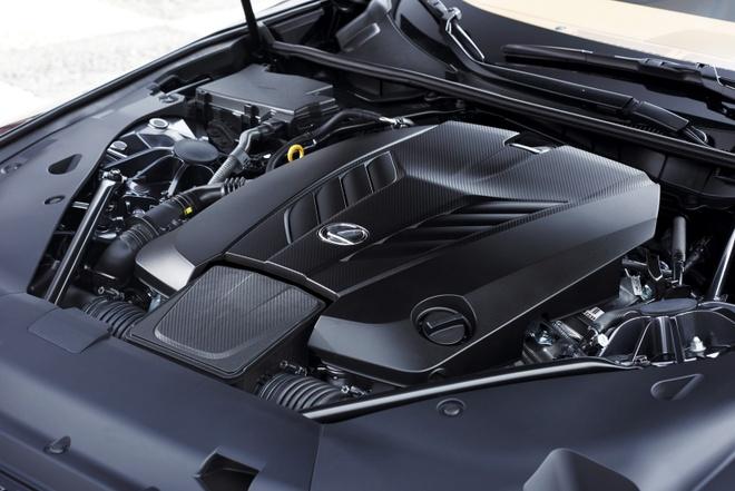 Lexus LC 500 2018 doi thu Mercedes-Benz S-Class Coupe hinh anh 7