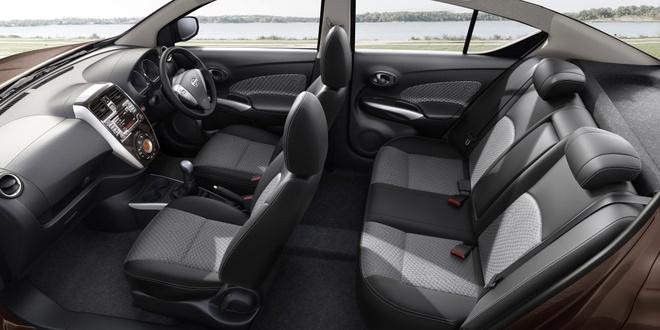 Nissan Sunny 2017 ra mat tai An Do hinh anh 2