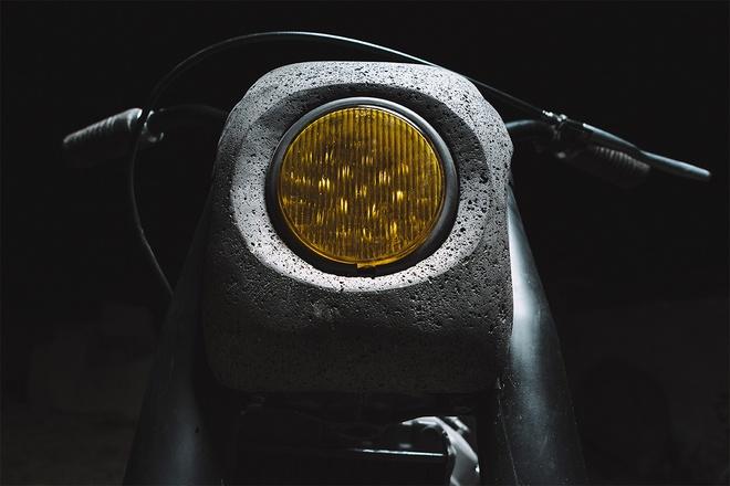 Moto Honda 500 phan khoi voi dan vo lam tu da hinh anh 7