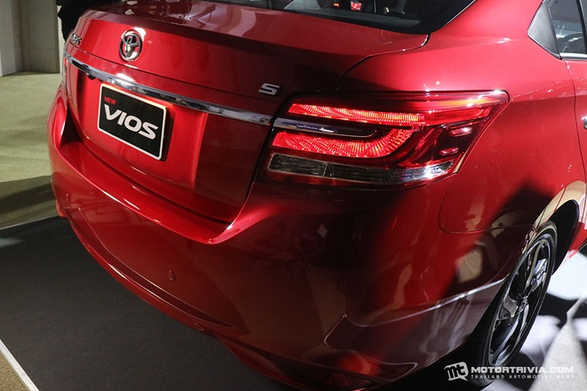 Toyota Vios 2017 gia tu hon 17.000 USD hinh anh 4