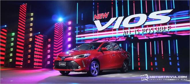 Toyota Vios 2017 gia tu hon 17.000 USD hinh anh 1