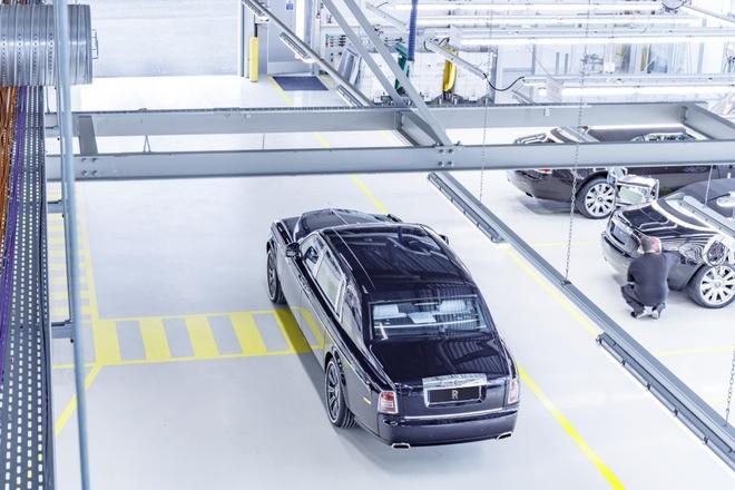 Rolls-Royce Phantom cuoi cung xuat xuong hinh anh 3