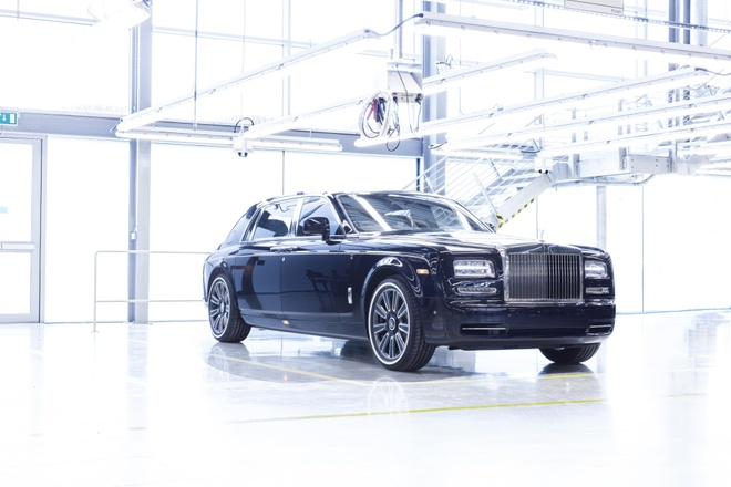 Rolls-Royce Phantom dung san xuat anh 1