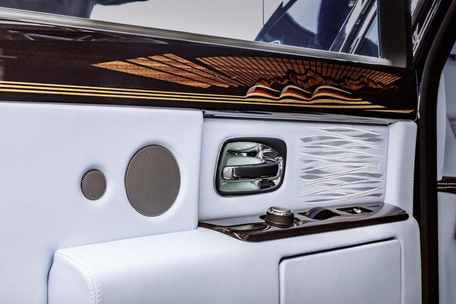 Rolls-Royce Phantom cuoi cung xuat xuong hinh anh 4