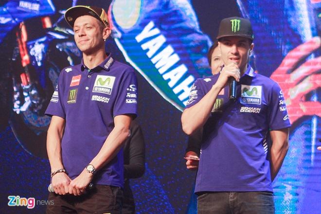 Yamaha GP 2017 tai Viet Nam anh 2