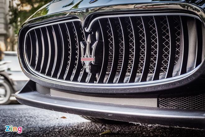 Maserati GranTurismo MC Stradale tai Ha Noi anh 6