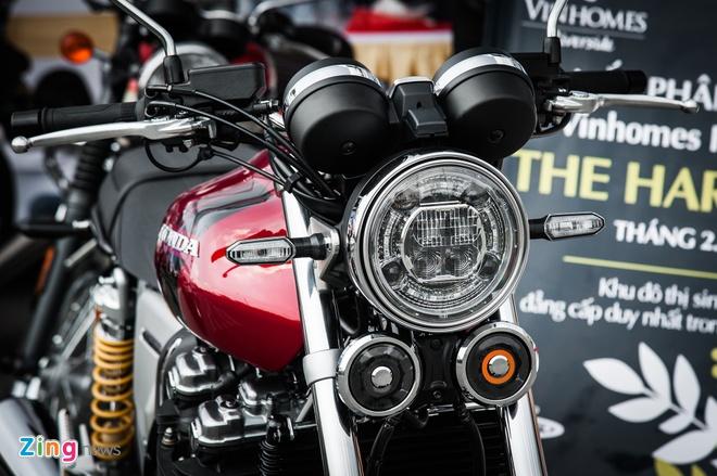 Honda CB1100 RS 2017 dau tien tai Ha Noi hinh anh 2