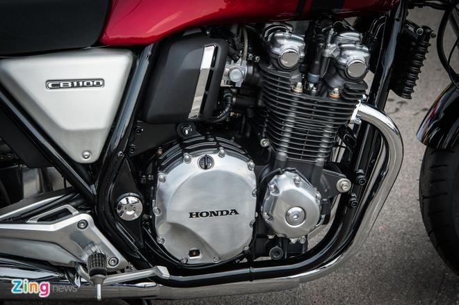 Honda CB1100 RS 2017 dau tien tai Ha Noi hinh anh 8