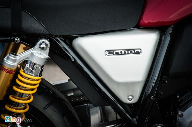 Honda CB1100 RS 2017 dau tien tai Ha Noi hinh anh 5