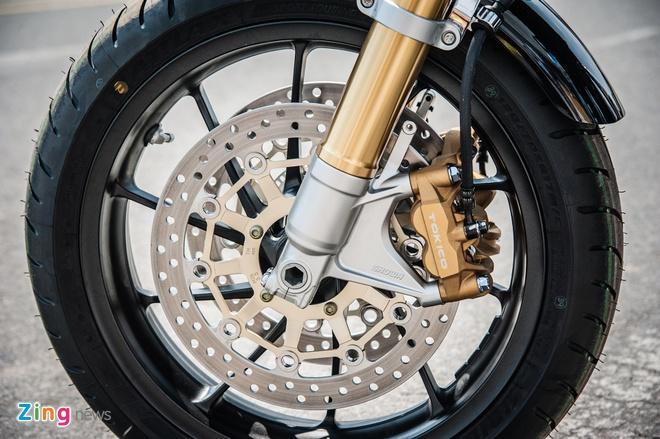 Honda CB1100 RS 2017 dau tien tai Ha Noi hinh anh 4