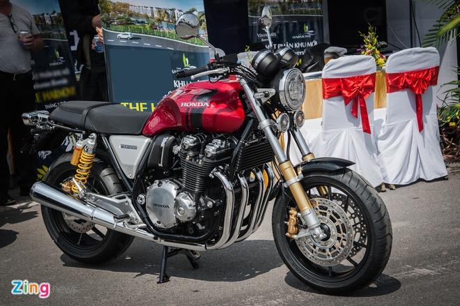Honda CB1100 RS 2017 dau tien tai Ha Noi hinh anh 1