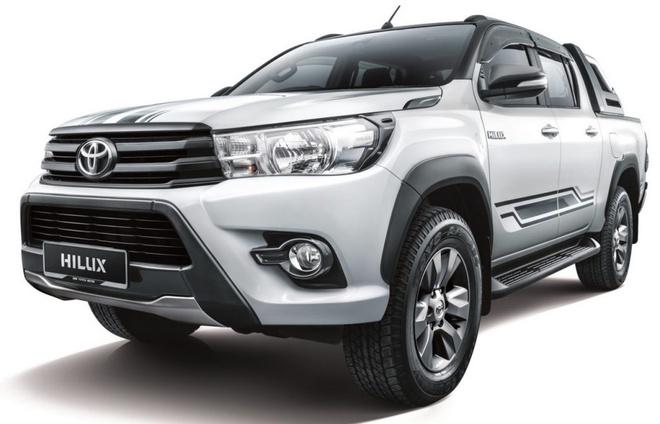 Toyota Hilux them ban gioi han tai Malaysia hinh anh