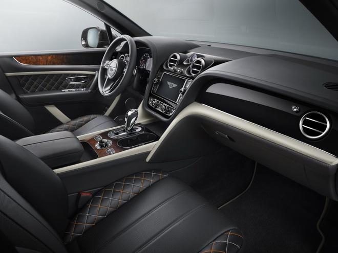 Bentley Bentayga Mulliner – SUV sang trong nhat the gioi hinh anh 3