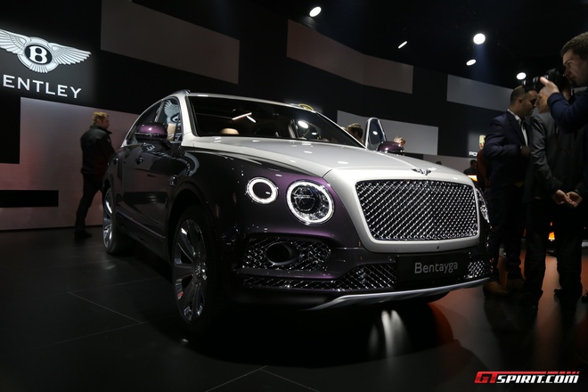 Bentley Bentayga Mulliner – SUV sang trong nhat the gioi hinh anh 9