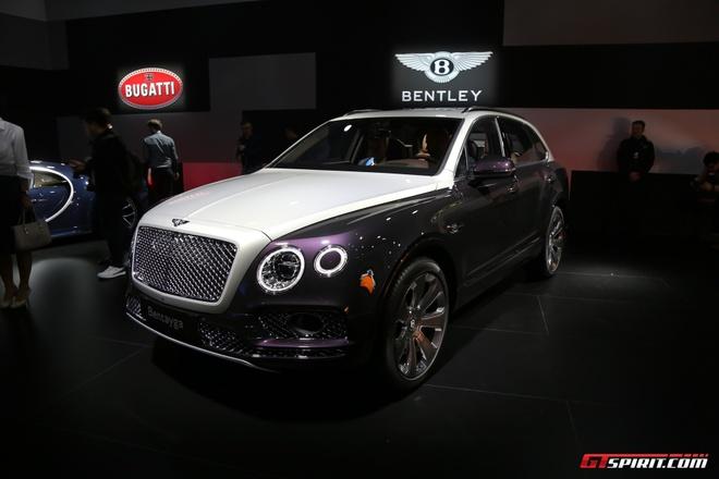 Bentley Bentayga Mulliner – SUV sang trong nhat the gioi hinh anh 2