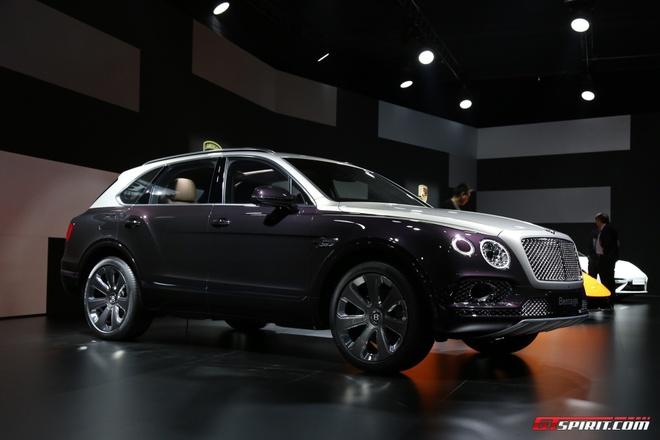 Bentley Bentayga Mulliner – SUV sang trong nhat the gioi hinh anh 1
