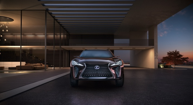 Lexus san xuat them crossover danh cho khach hang tre hinh anh 1