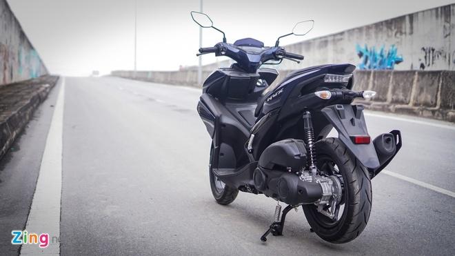 Yamaha NVX 125 tham vong canh tranh Honda Air Blade hinh anh 2