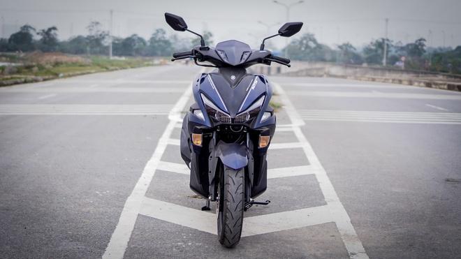 Yamaha NVX 125 tham vong canh tranh Honda Air Blade hinh anh